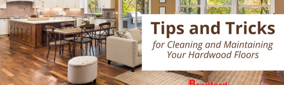 Tips and Tricks for Cleaning and Maintaining Your Hardwood Floors