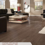 Hardwood Flooring - Colonial Grey
