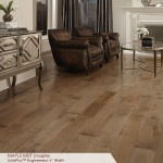 Hardwood Flooring - Maple Mist